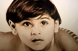 Ram Kapoor Childhood pictures