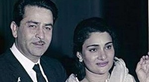 Randhir Kapoor Parents father Raj Kapoor & mother Krishna Kapoor
