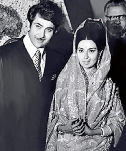 Randhir Kapoor Wedding photos 1