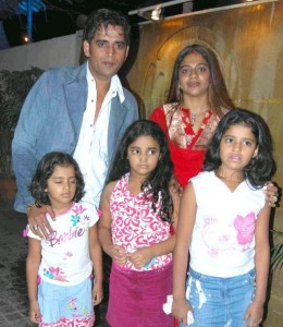 Ravi Kishan children daughter Tanishq, Ishita and Saksham