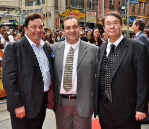 Rishi Kapoor Brother Randhir Kapoor and Rajiv Kapoor