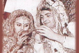 Rishi Kapoor Wedding photos 1