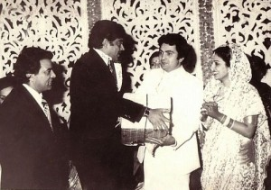 Rishi Kapoor Wedding photos 3