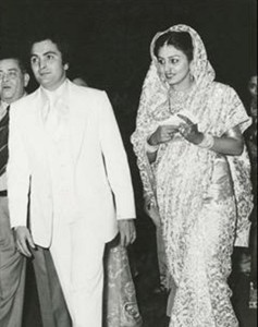 Rishi Kapoor Wedding photos 5