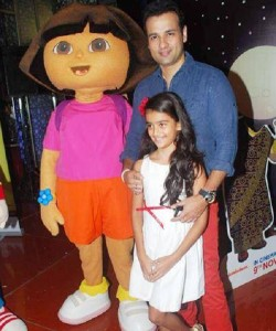 Rohit Roy children daughter Kiara