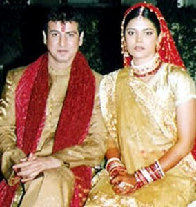 Ronit Roy Wedding photos