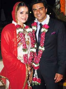 Samir Soni Wedding photo 1