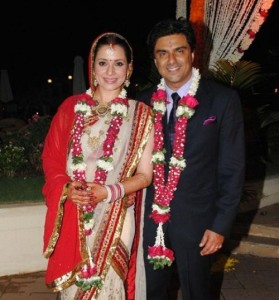 Samir Soni Wedding photos 1