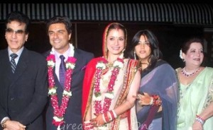 Samir Soni Wedding photos 3
