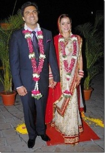 Samir Soni Wedding photos2