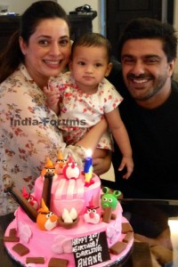 Samir Soni children daughter Ahana 2