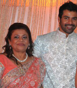 Shabbir Ahluwalia Parents mother