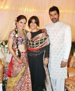 Shabbir Ahluwalia Wedding photos 4