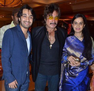 Siddhanth Kapoor Parents father Shakti Kapoor & mother Shivangi Kolhapure