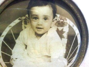 Sidharth Malhotra Childhood pictures 2