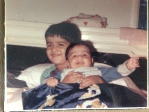 Sidharth Malhotra Childhood pictures 3