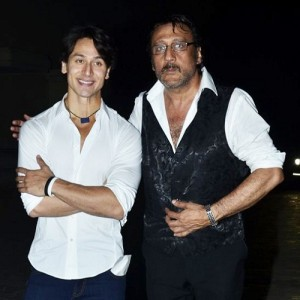 Tiger Shroff Parents father Jackie Shroff