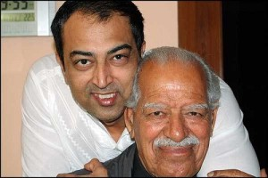 Vindu Dara Singh Parents father late Dara Singh