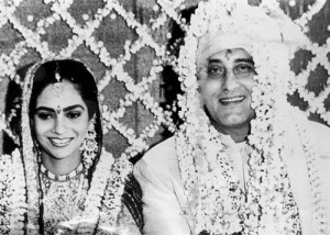 Vinod Khanna Wedding photos 1
