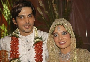 Zayed Khan Wedding photos 1