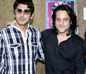 Zayed Khan cousin Fardeen Khan