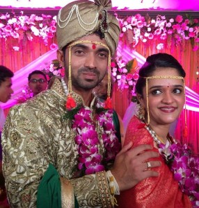 Ajinkya Rahane Wedding photos 1