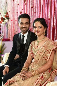 Ajinkya Rahane Wedding photos 2