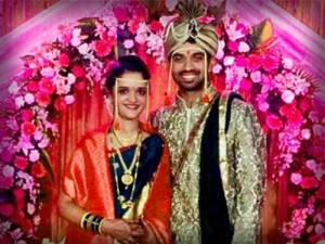 Ajinkya Rahane Wedding photos 4
