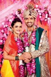 Ajinkya Rahane Wedding photos 5