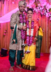 Ajinkya Rahane Wedding photos 6