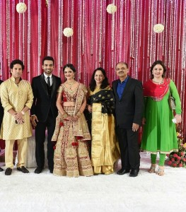 Ajinkya Rahane Wedding photos 7