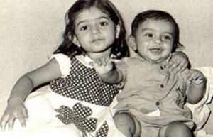 Amisha Patel Childhood pictures 3