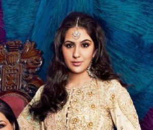 Amrita Singh children daughter Sara Ali Khan