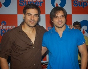 Arbaaz Khan Brother Sohail Khan