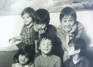Arbaaz Khan Childhood pictures 1
