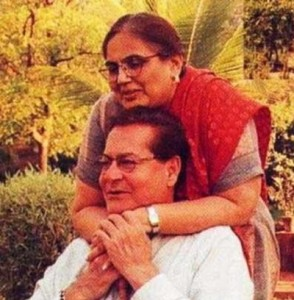 Arbaaz Khan Parents father Salim Khan and Sushila Charak