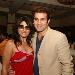 Archana Puran Singh Husband actor Parmeet Sethi