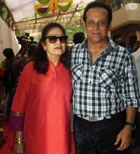 Aruna Irani siblings Actor Adi Irani