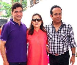 Aruna Irani siblings director Indra Kumar