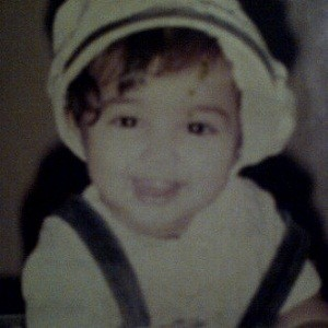Ayesha Takia Childhood pictures 1