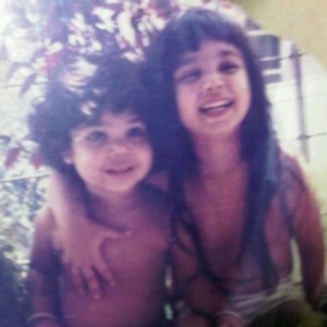 Ayesha Takia Childhood pictures 7