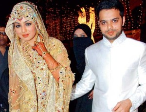 Ayesha Takia Wedding photos 1a