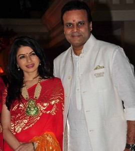 Bhagyashree Husband Himalaya Dasani