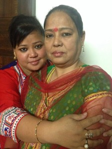 Bharti Singh Parents mother