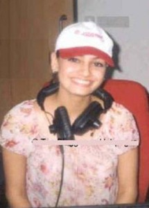 Dia Mirza Childhood pictures 5