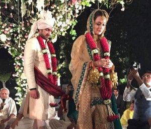 Dia Mirza Wedding photos 7