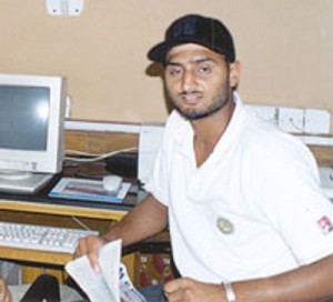 Harbhajan Singh Childhood pictures 1