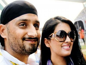 Harbhajan Singh wife Bollywood actress Geeta Basra
