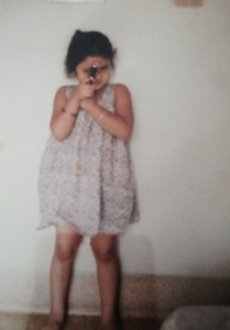 Huma Qureshi Childhood pictures 3