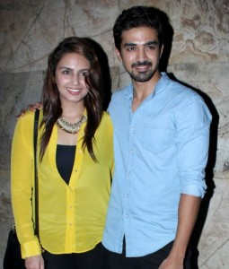 Huma Qureshi brother actor Saqib Saleem